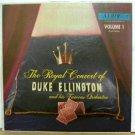 DUKE ELLINGTON usa LP THE ROYAL CONCERT OF Jazz AAMCO