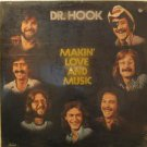 DR.HOOK usa LP MAKIN' LOVE AND MUSIC Rock SEALED/PUNCHED HOLE EMI
