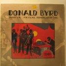 DONALD BYRD usa LP THANK YOU FOR F.U.M.L. Jazz SEALED/SAW CUT ELEKTRA