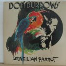 DON BURROWS usa LP BRAZILIAN PARROT Jazz PRIVATE