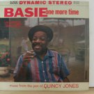 COUNT BASIE usa LP ONE MORE TIME Jazz ROULETTE