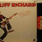 CLIFF RICHARD mexico LP ROCK 'N' ROLL JUVENILE BACK COVER IN SPANISH EMI