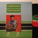 CLARENCE WHELLER usa LP THE NEW CHICAGO BLUES Jazz SAW CUT ATLANTIC excellent