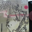 CHU BERRY usa LP A GIANT OF THE TENOR SAX Jazz IN SHRINK WRAP COMMODORE excellen