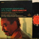 CHICO HAMILTON usa LP FURTHER ADVENTURES Jazz FOLDOUT IMPULSE excellent