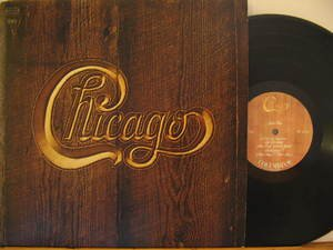 CHICAGO usa LP CHICAGO V Rock WITH POSTER COLUMBIA 31102 excellent