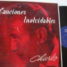 CHARLO latin america LP CANCIONES INOLVIDABLES Tango SONORADIO