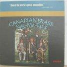 CANADIAN BRASS usa LP RAG MA TAZZ Jazz VANGUARD