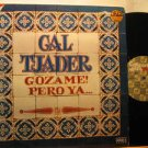 CAL TJADER mexico LP GOZAME PERO YA Jazz CONCORD excellent