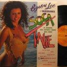 BYRON LEE jamaica LP SOCA TATIE Reggae SEXY COVER/SMALL WRITING ON COVER DYNAMIC