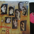 BUENOS AIRES HORA 8 latin america LP S/T SELF SAME UNTITLED Tango MH
