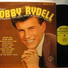 BOBBY RYDELL usa LP STARRING Rock SPINORAMA