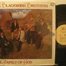 BLACKWOOD BROTHERS usa LP FAMILY OF GOD Gospel IN SHRINK WRAP SKYLITE excellent