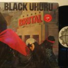 BLACK UHURU usa LP BRUTAL Soul IN SHRINK WRAP RAS excellent