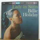 BILLIW HOLIDAY usa LP LADY IN SATIN Jazz COLUMBIA