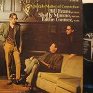 BILL EVANS usa LP A SIMPLE MATTER OF CONVICTION Jazz FOLDOUT VERVE