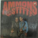 AMMONS & STITT usa LP YOU TALK THAT TALK Jazz PRESTIGE
