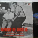 ALFREDO DE ANGELIS latin america LP LO MEJOR DE Tango ODEON