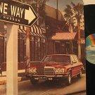 AL HUDSON usa LP ONE WAY Soul MCA