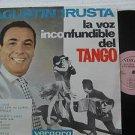 AGUSTIN IRUSTA latin america LP LA VOZ INCONFUNDIBLE DEL TANGO VERGARA