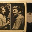 ADAM MAKOWICKS & GEORGE MRAZ usa LP CLASSIC JAZZ DUETS STASH excellent