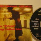 WILLIAMS S.BURROUGHS & KURT COBAIN usa CD THE PRIEST THEY CALLED HIM Rock TIM KE