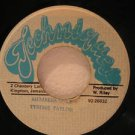 """TYRONE TAYLOR jamaica 45 MEMBERS ONLY/VERSION 7"""" Reggae TECHNIQUES"""
