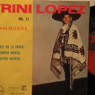 "TRINI LOPEZ mexico EP LA MALAGUENA 7"" Vocal PICTURE SLEEVE REPRISE"