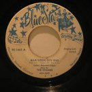 """TEXANS usa 45 BLUE SIOUX CITY FIVE 7"""" Country SQUARE DANCING BLUE STAR"""