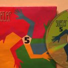 SUETER argentina CD 5 Rock ARGENTINE ROCK MAIN excellent