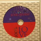 STEVIE WONDER mexico CD SONG REVIEW Soul PROMO SINGLE POLYGRAM excellent