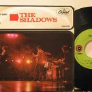 """SHADOWS mexico 45 I'LL SEE YOU IN MY DRUMS 7"""" Rock PICTURE SLEEVE/TAPE ON SPINE"""