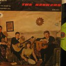 """SEEKERS mexico EP A WORLD OF OUR OWN 7"""" Folk PICTURE SLEEVE CAPITOL"""