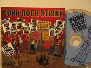 SAMPLER/TWENTY2/PAIN/DIVIT/BOXCAR/COED usa CD PUNK ROCK STRIKE SPRINGMAN excelle
