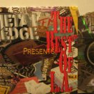 SAMPLER/TUFF/TATTOO RODEO/LANCIA/CRYING usa CD METAL EDGE/THE BEST OF L.A. VOL.1