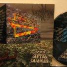 SAMPLER/LABYRINTH/SACRED STEEL/DREAM CHILD usa CD 1999 MILLENIUM METAL SAMPLER R