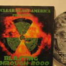 SAMPLER/IN FLAMES/KATAKLYSM/THERION/SINERGY usa CD BLASTING THROUGH 2000 Rock NU