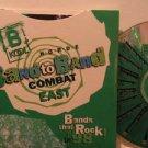 SAMPLER/FATHEAD/RUDY/PUSH/CONEHEAD BUDDAH usa CD BAND TO BAND COMBAT EAST Rock 1