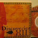 SAMPLER usa CD DISCOVERIES XII Rock PROMO BOSSIN excellent