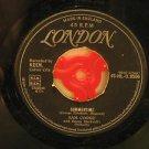 "SAM COOKE u.k. 45 SUMMERTIME/YOU SEND ME 7"" Soul LONDON"