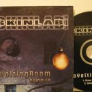 REVOLTING ROOM usa CD SLAVE THE WAY/COME GET IT Rock PROMO SKINLAB