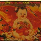 RED HOT CHILI PEPPERS usa CD GIVE IT AWAY Rock SINGLE SEALED WB