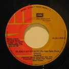 "QUEEN peru 45 DON'T STOP ME NOW/IN ONLY SEVEN DAYS 7"" Rock LABEL IN SPANISH TOO/"