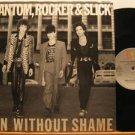 """PHANTOM ROCKER & SLICK usa 12"""" MEN WITHOUT SHAME PROMO EMI excellent"""