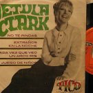"PETULA CLARK mexico 45 NO TE RINDAS 7"" Vocal PICTURE SLEEVE TICO"