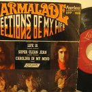 """MARMALADE mexico 45 REFLECTIONS OF MY LIFE 7"""" Rock PICTURE SLEEVE/CREASE ON COVE"""