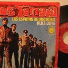 """LOS TAMARA spain 45 LAS ESPINAS DE UNA ROSA 7"""" PICTURE SLEEVE/WRITING ON LABEL Z"""