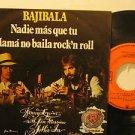 "KENNY LOGGINS & JIM MESSINA mexico 45 BAJIBALA 7"" Rock PICTURE SLEEVE/WRITING ON"