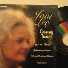 """JONI LEE & CONWAY TWITTY mexico 45 JONI NO LLORES 7"""" Country PICTURE SLEEVE MCA"""