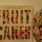 JIMMY BUFFETT usa CD FRUIT CAKES Rock PROMO MCA excellent